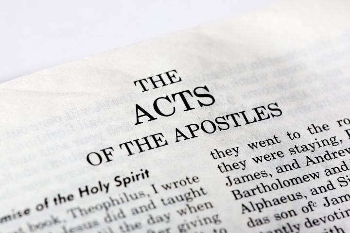 Authentic Apostolic Ministry